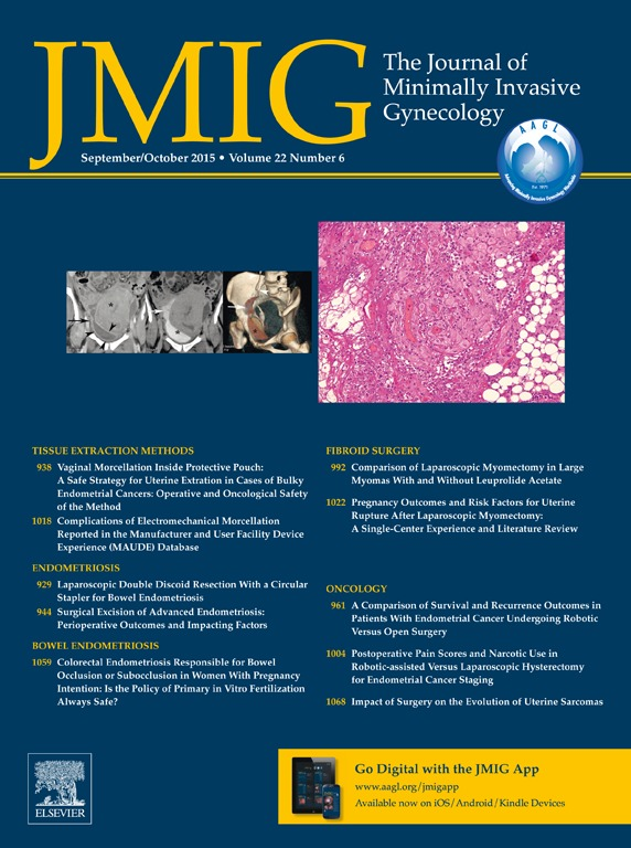 Journal of Minimally Invasive Gynecology